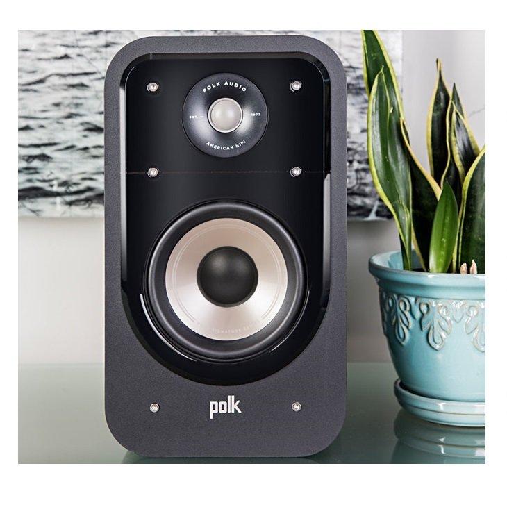 Polk S20e Altavoz pasivo de estantería para sistema de cine en casa