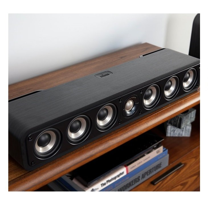 Polk S35e Altavoz central para Home Cinema
