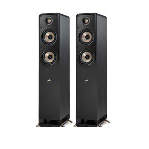 Polk S50e Altavoz de pie para sistema de cine en casa de alta resolución