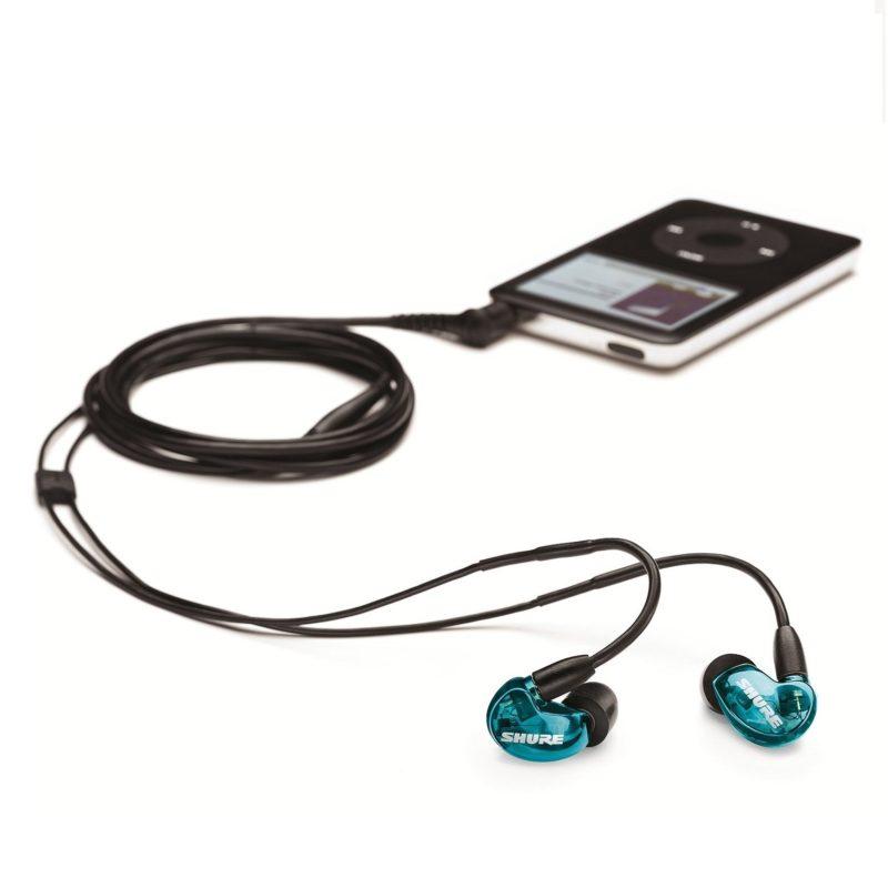 Shure SE215 Auriculares in-ear con Aislamiento de Sonido