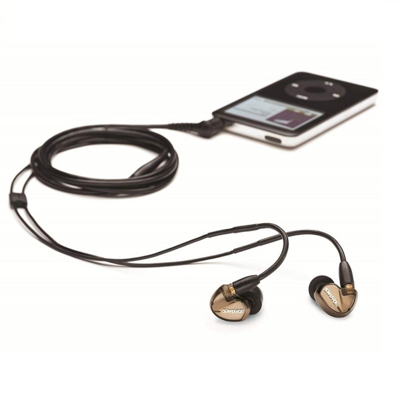 Shure SE535 Auriculares in-ear Sound Isolating BRONCE