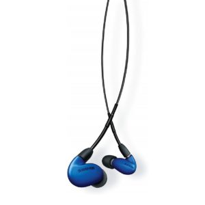 Shure SE846 Auriculares in-ear con 4 drivers azules