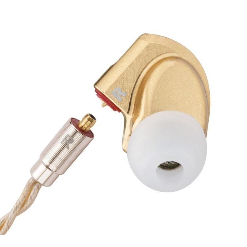 Acoustune HS1695TI Auriculares in-ear con controladores Myrinx