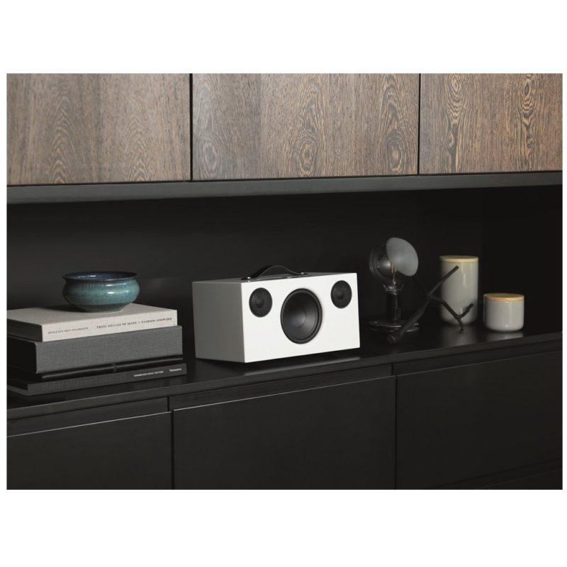 Audio Pro Addon C10 Altavoz multiroom inalámbrico BLANCO