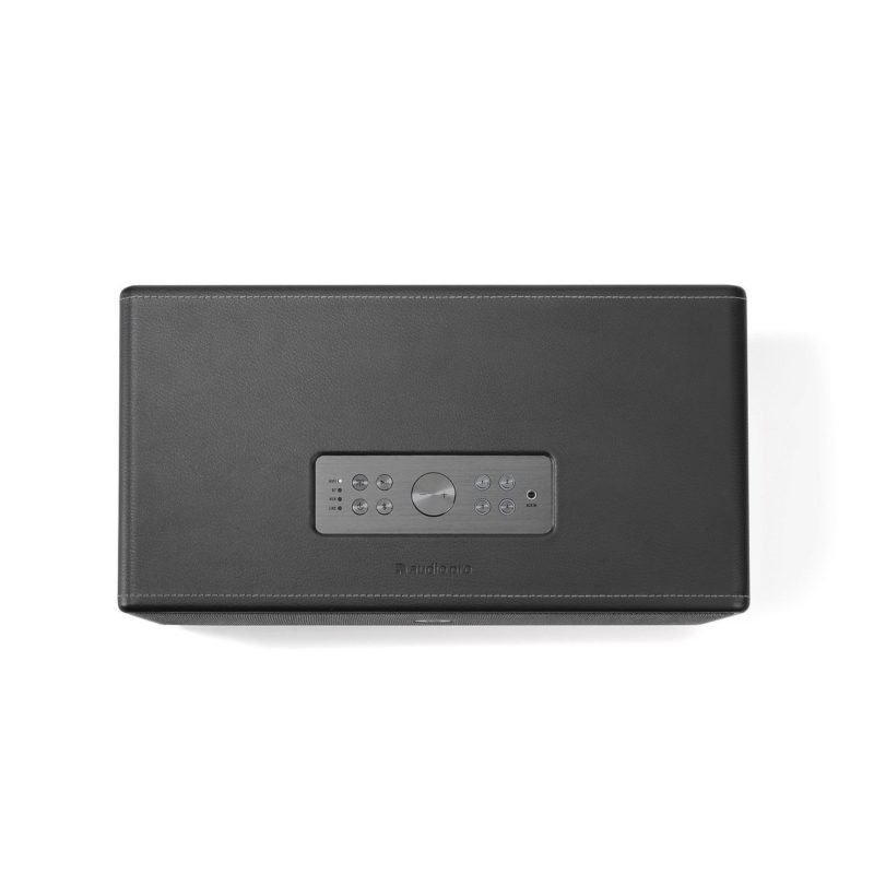 Audio Pro D-1 Altavoz inalámbrico NEGRO