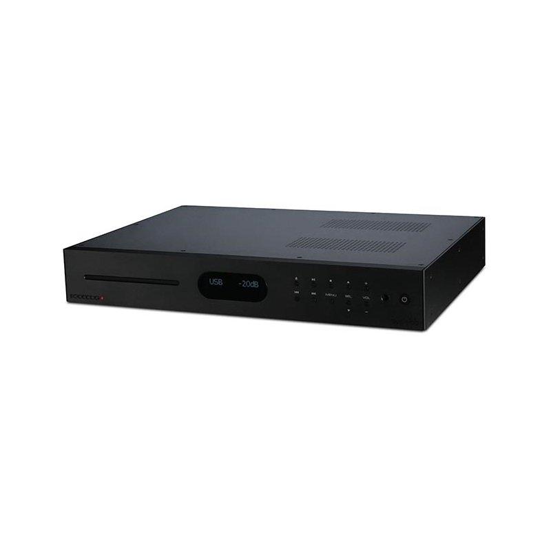 Audiolab 8300CDQ Reproductor CD, DAC y preamplificador NEGRO