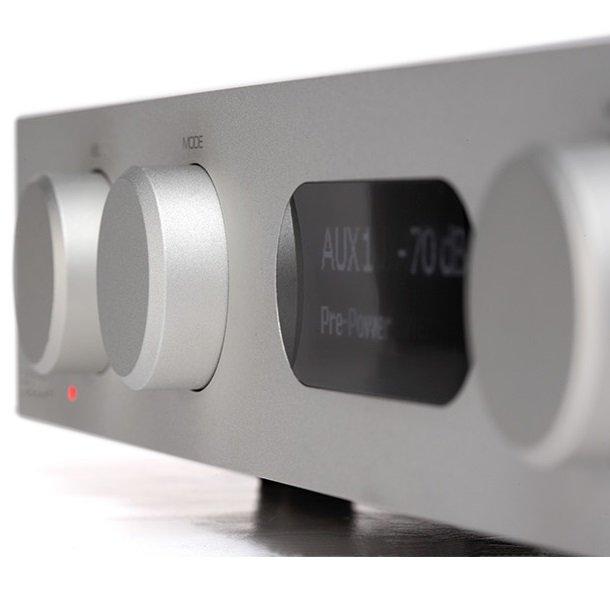 Audiolab 8300CDQ Reproductor CD, DAC y preamplificador PLATA