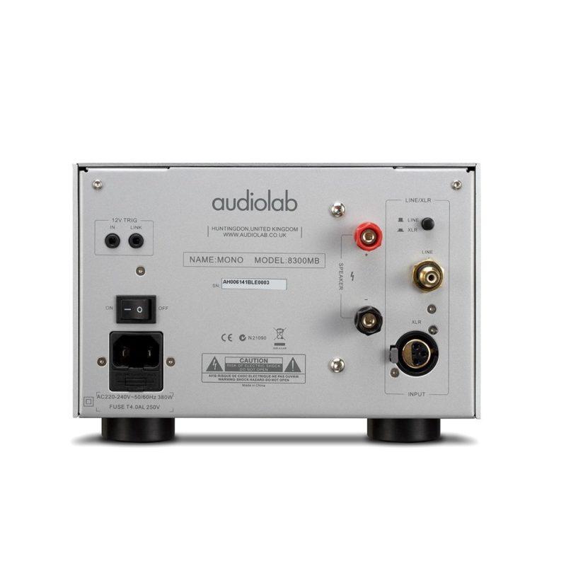 Audiolab 8300MB Amplificador de sonido