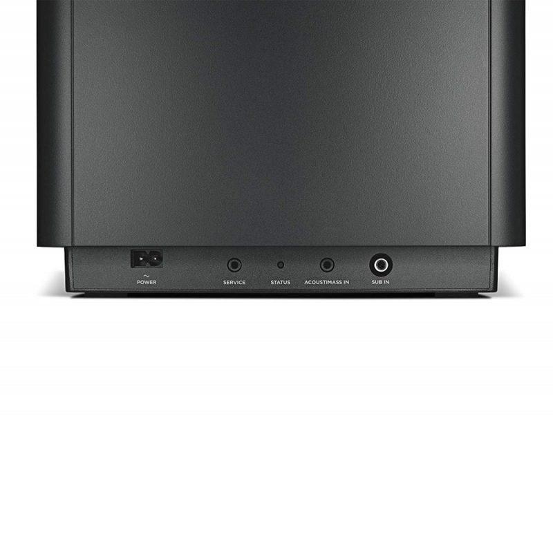Bose Bass Module 700 Modulo de graves NEGRO
