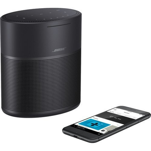 Bose Home 300 Altavoz inteligente con Bluetooth y Wifi NEGRO
