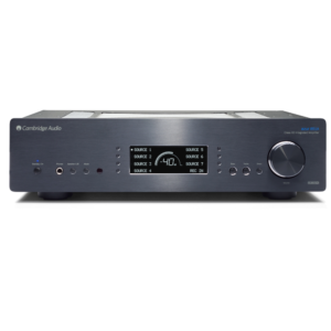 Cambridge Azur 851A Amplificador integrado Clase XD NEGRO