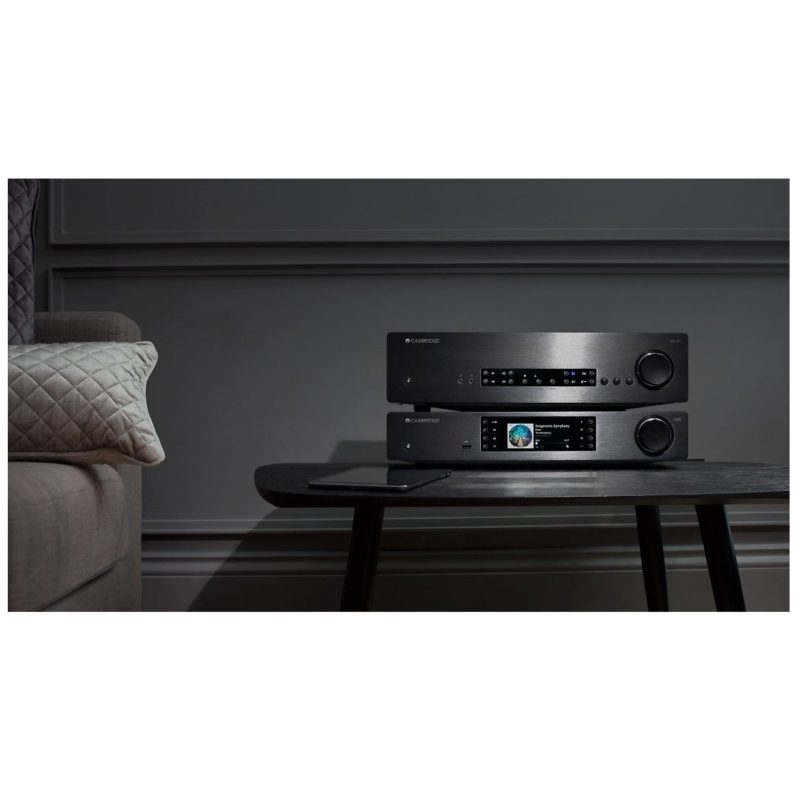 Cambridge CxN v2 Sistema streaming NEGRO
