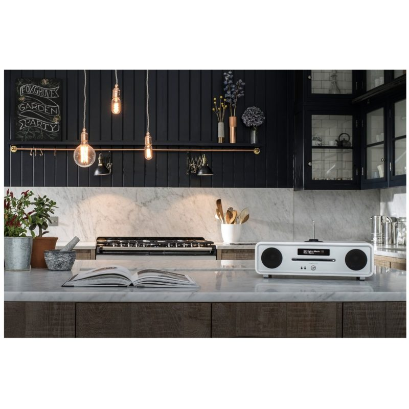 Ruark R4 MK3 Sistema de música integrado