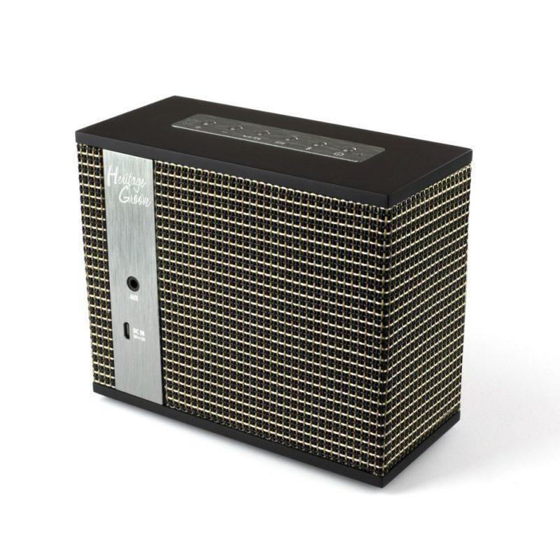 Klipsch Heritage Groove negro Altavoz Bluetooth con batería
