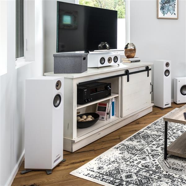 Jamo S 805 HCS Sistema completo de altavoces de cine en casa 5.0