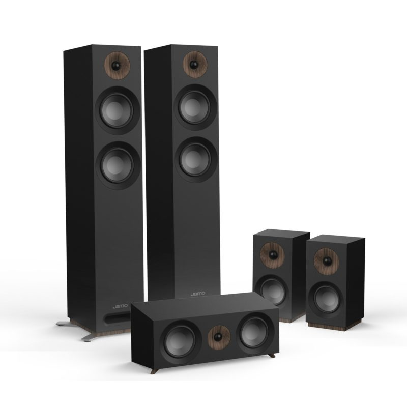 Jamo S 807 HCS Sistema de altavoces Home Cinema