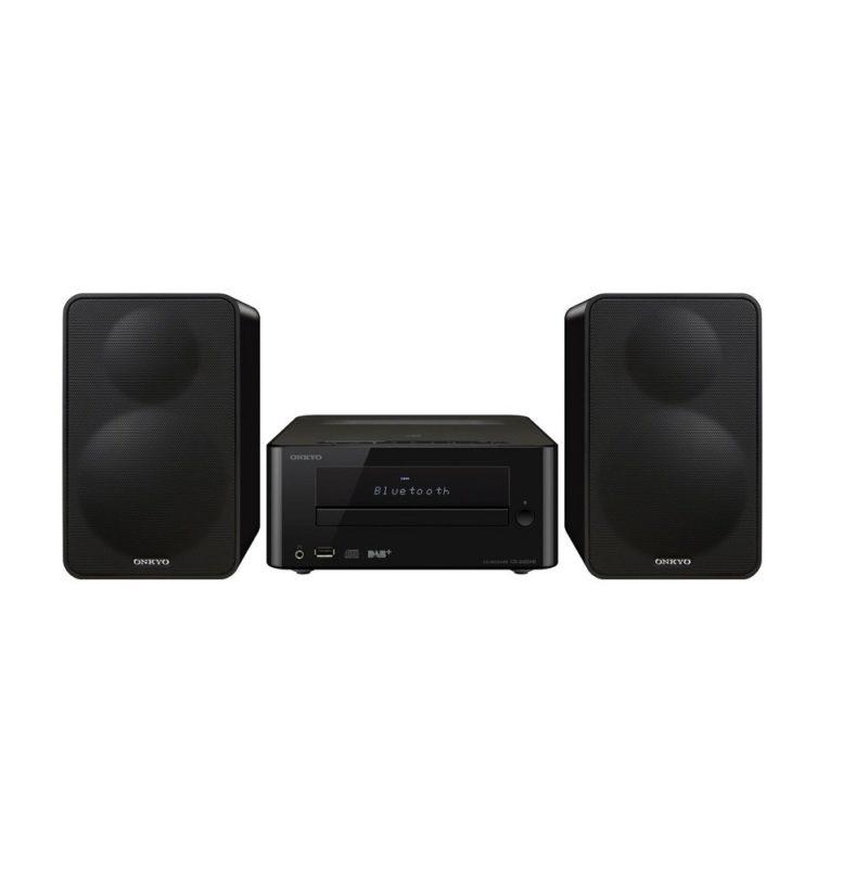 Onkyo CS-265DAB Minisistema de CD Hi-Fi negro