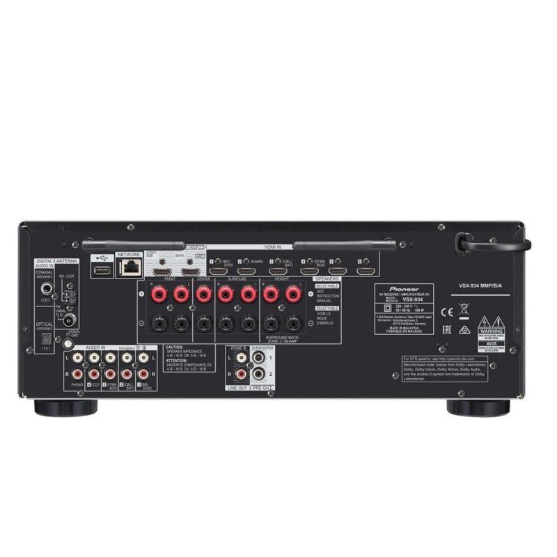 Pioneer VSX-934 receptor AV