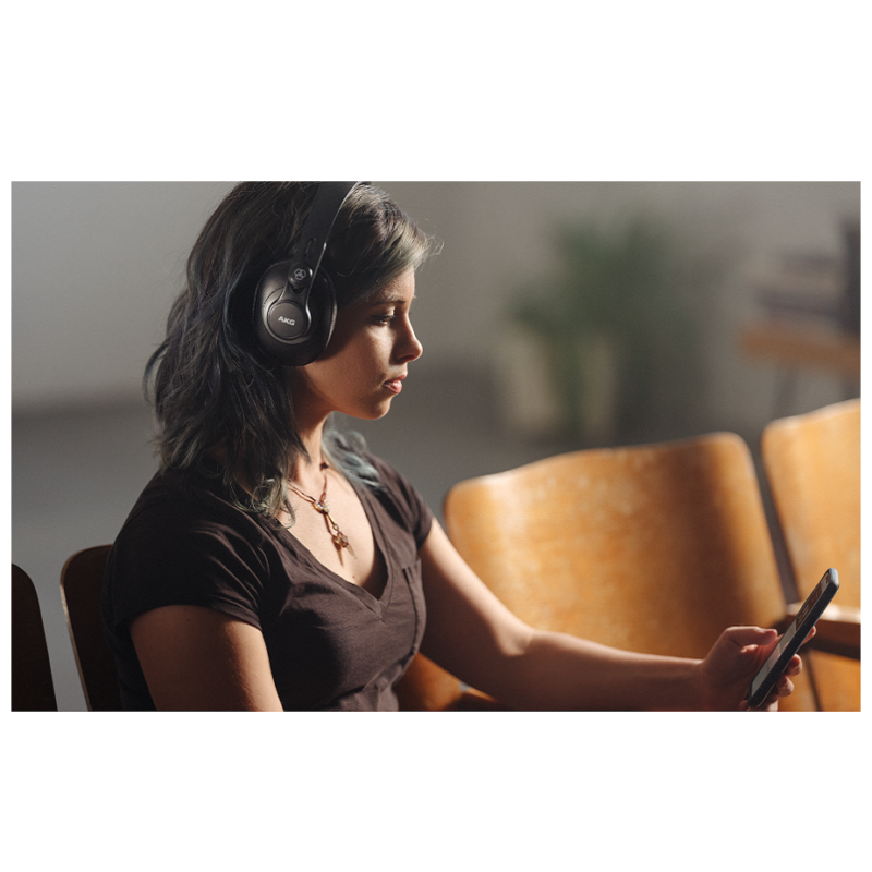 AKG K361 Auriculares profesionales de estudio