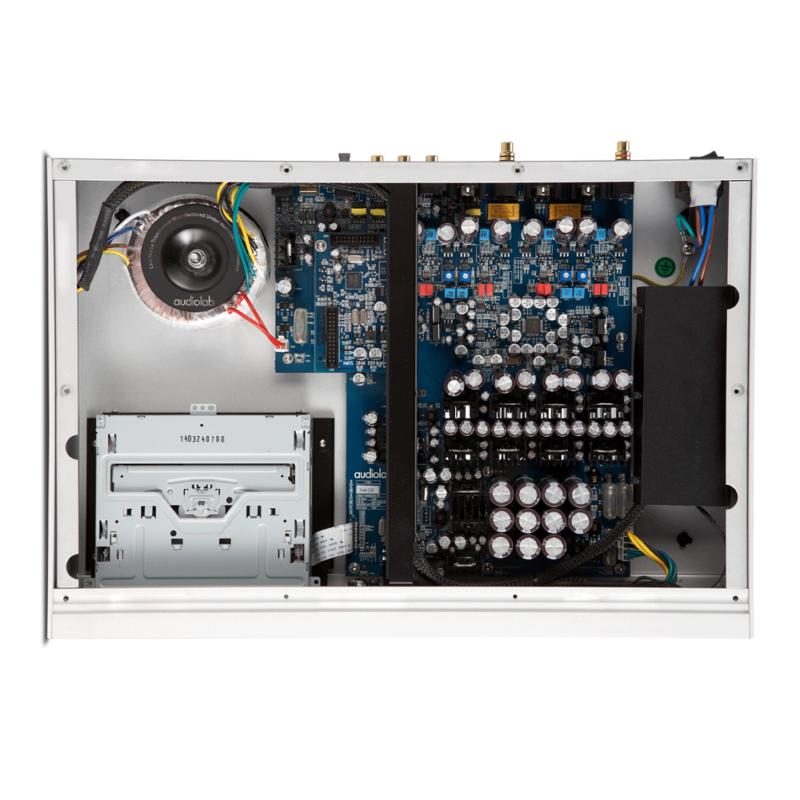 Audiolab 8300CD Lector de CD plata