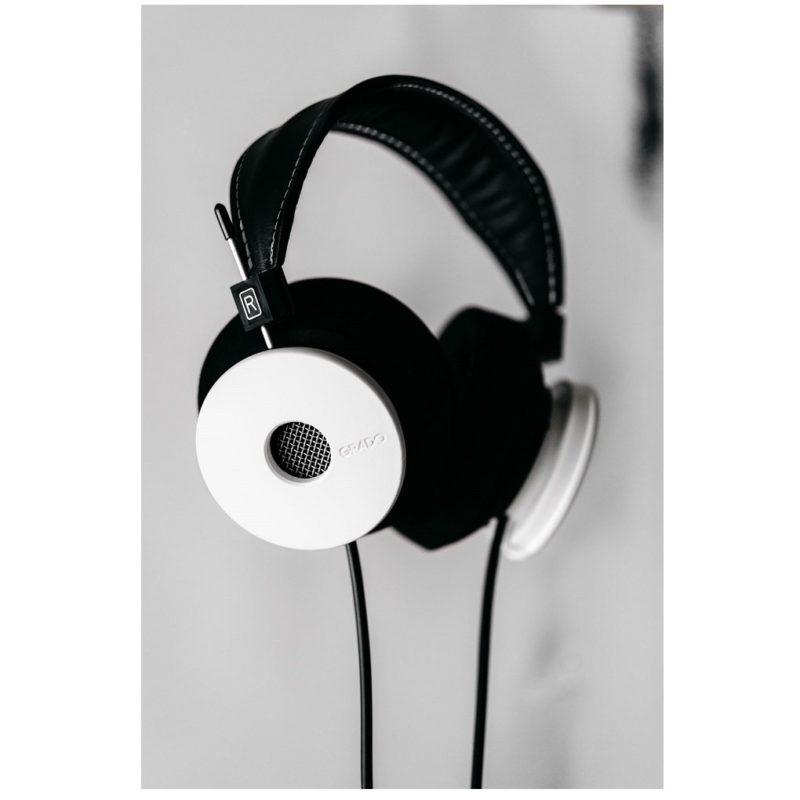Grado The White Headphone Auriculares Abiertos HIFI