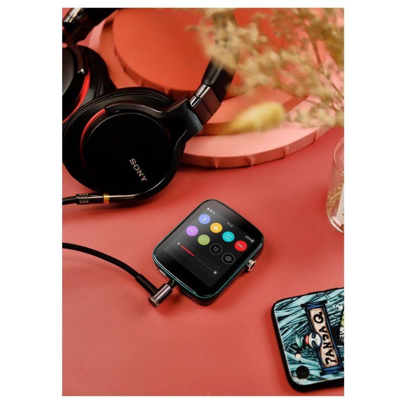 Shanling Q1 Reproductor de música Hi-Fi portátil de estilo retro