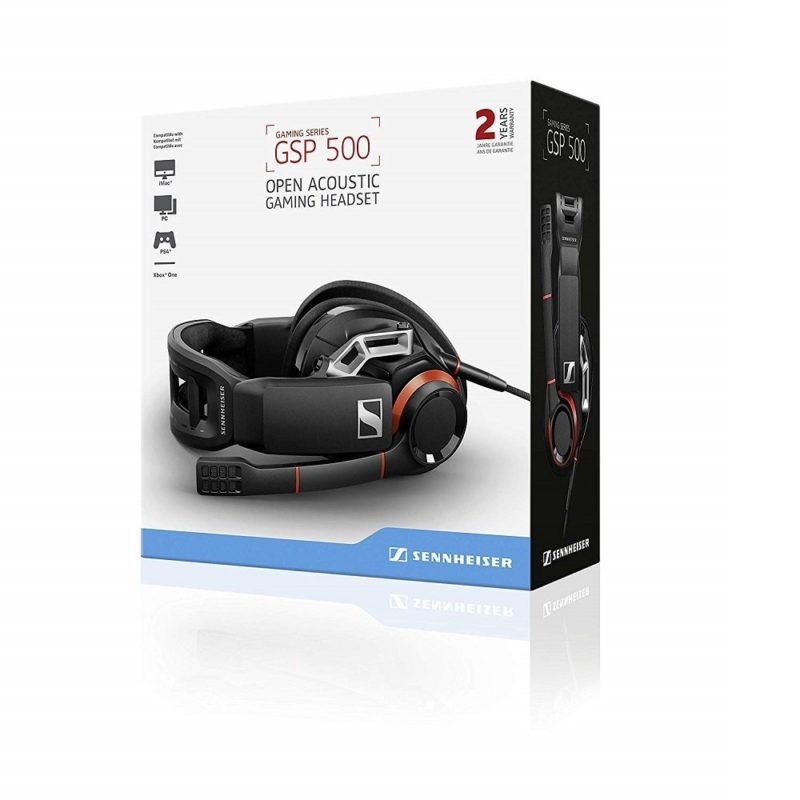 Sennheiser GSP 500 Auricular Gaming con micrófono