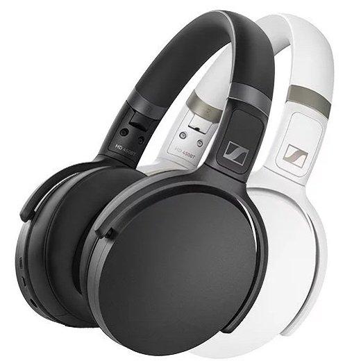 Sennheiser hd 450 BT Auriculares con cancelación de ruido BTuido BT