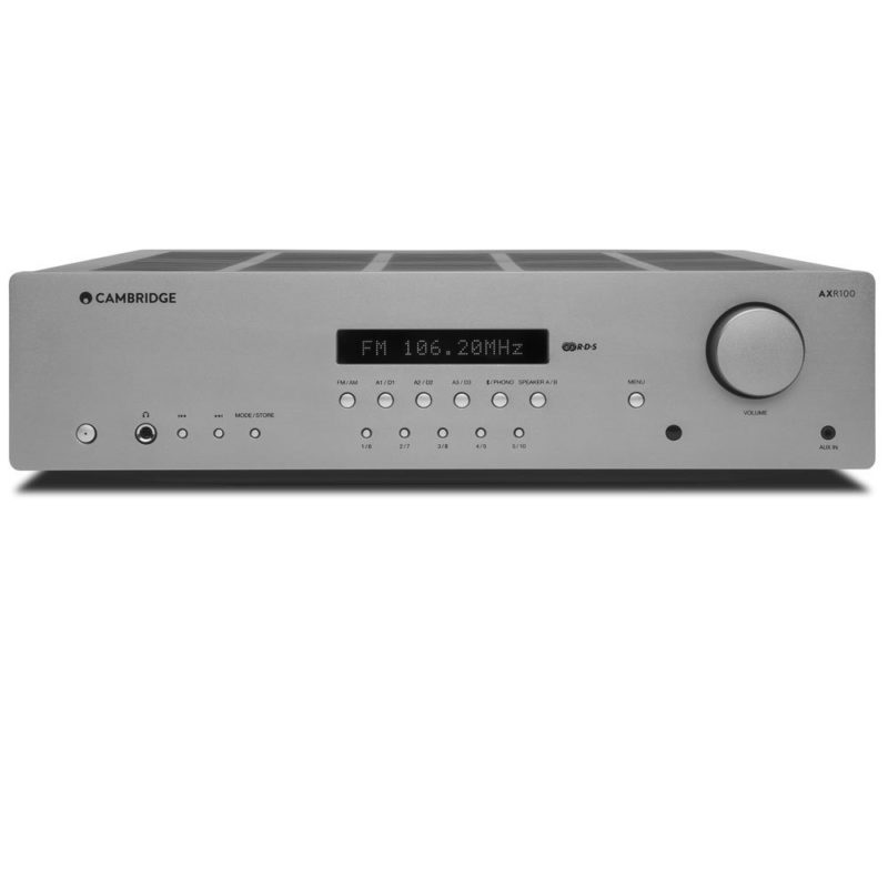 Cambridge AXR100 REceptor estéreo