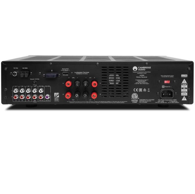 Cambridge AXR85 Receptor estéreo