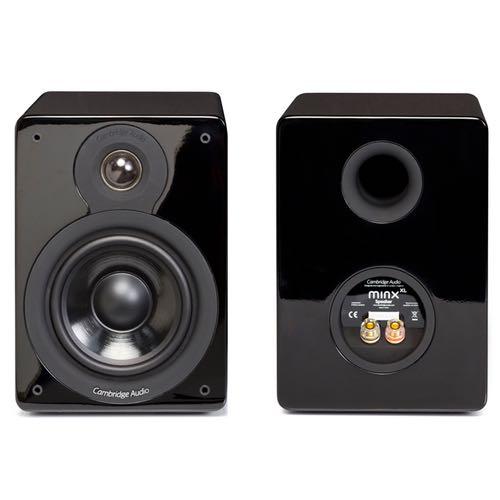 Cambridge Minx XL altavoces monitor Negro