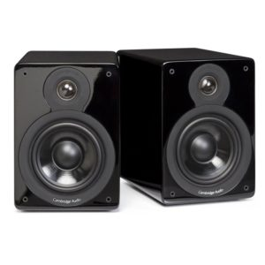 Cambridge Minx XL altavoces monitor Negro