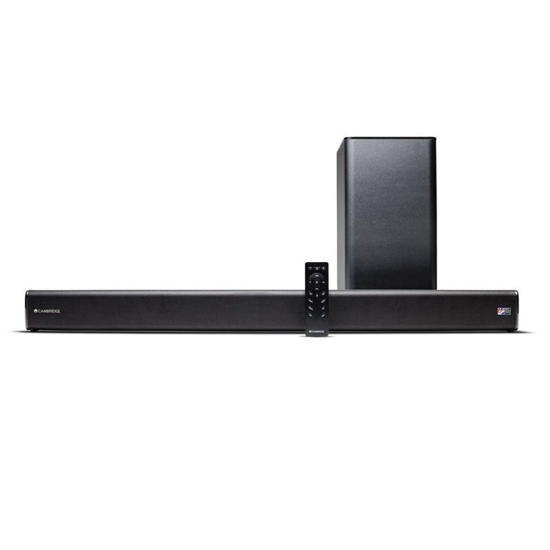 Cambridge TVB2 V2 Barra de sonido con subwoofer inalámbrico