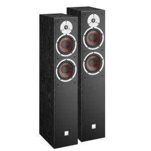 Dali Spektor 6 Altavoces torre de suelo negro