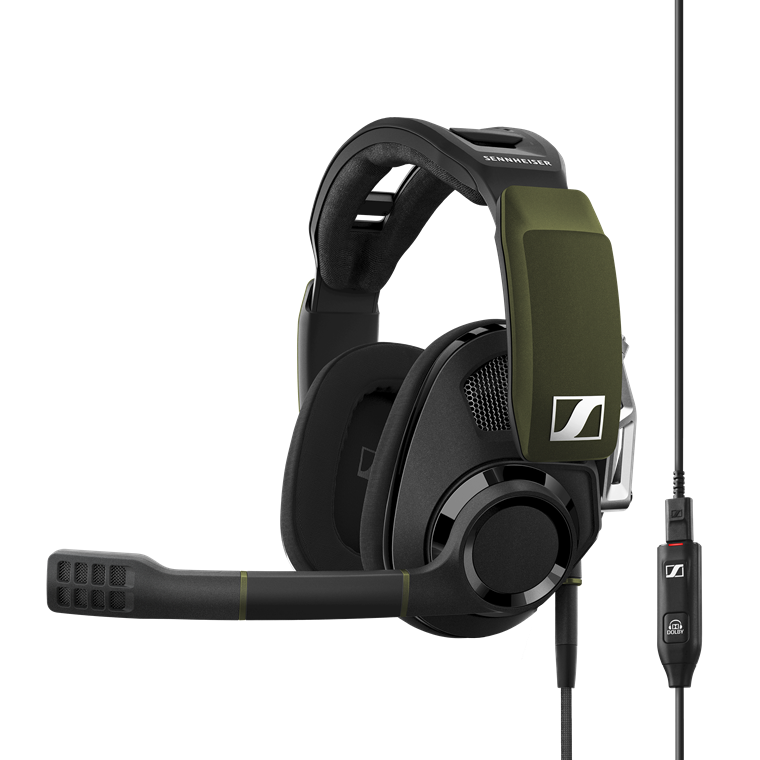 Sennheiser GSP 550 Auricular gaming PC