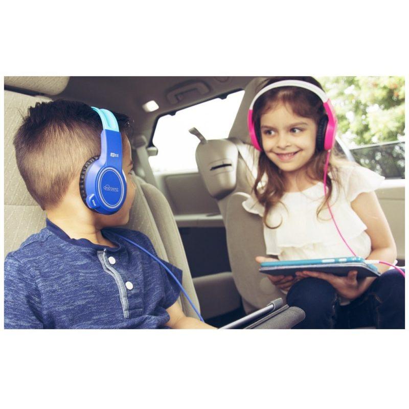 Mee Kidjamz 3 Auriculares para niños uso