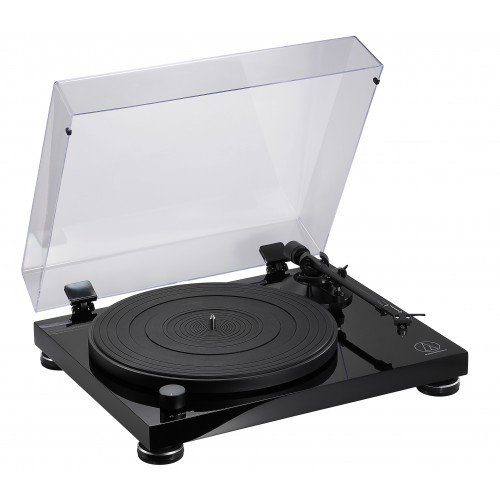 Audio Technica AT-LPW50PB tocadiscos manual