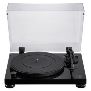 Audio Technica AT-LPW50PB tocadiscos manual