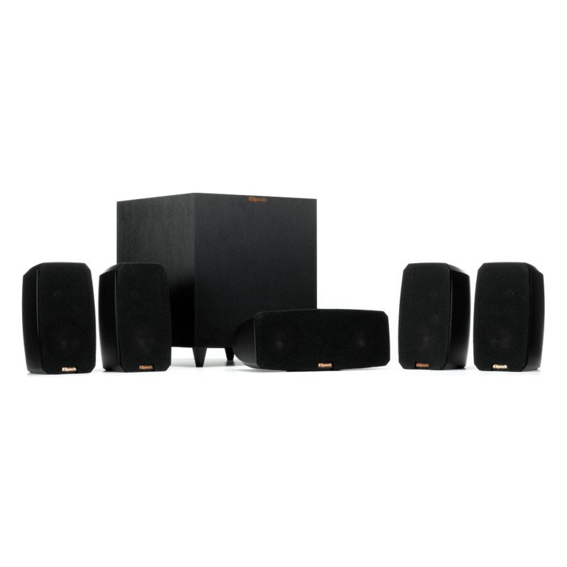 Klipsch Reference Theater Pack 5.0 Home Cinema