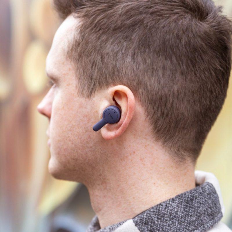 RHA True Connect 2 Auricular inalámbrico Bluetooth AZUL
