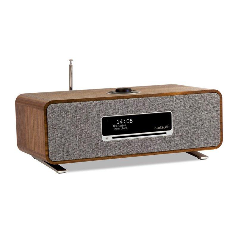 Ruark R3 Sistema de audio nogal
