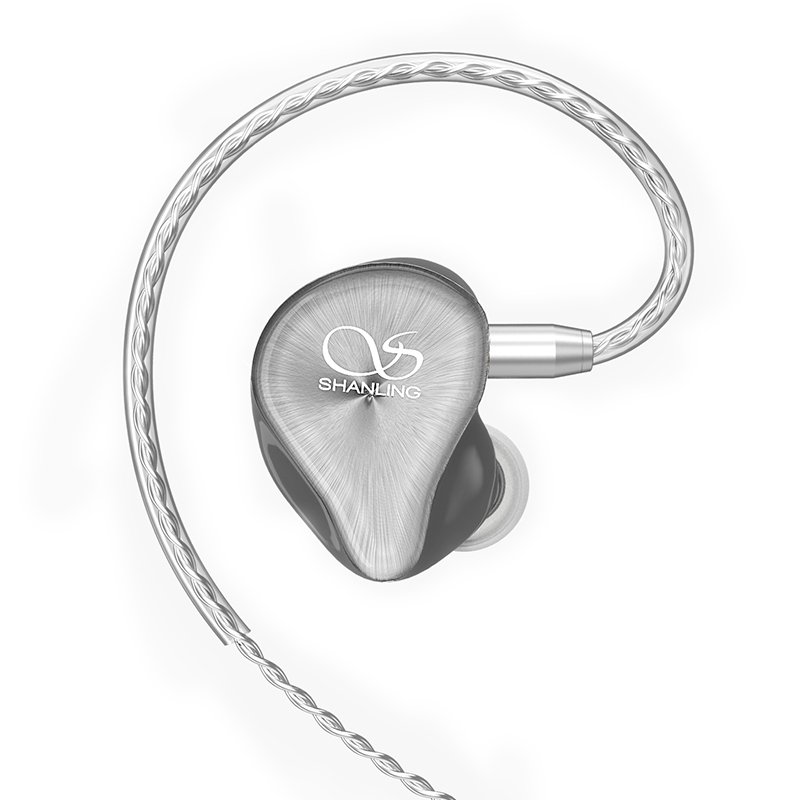 Shanling ME200 Auriculares in ear híbridos GRIS