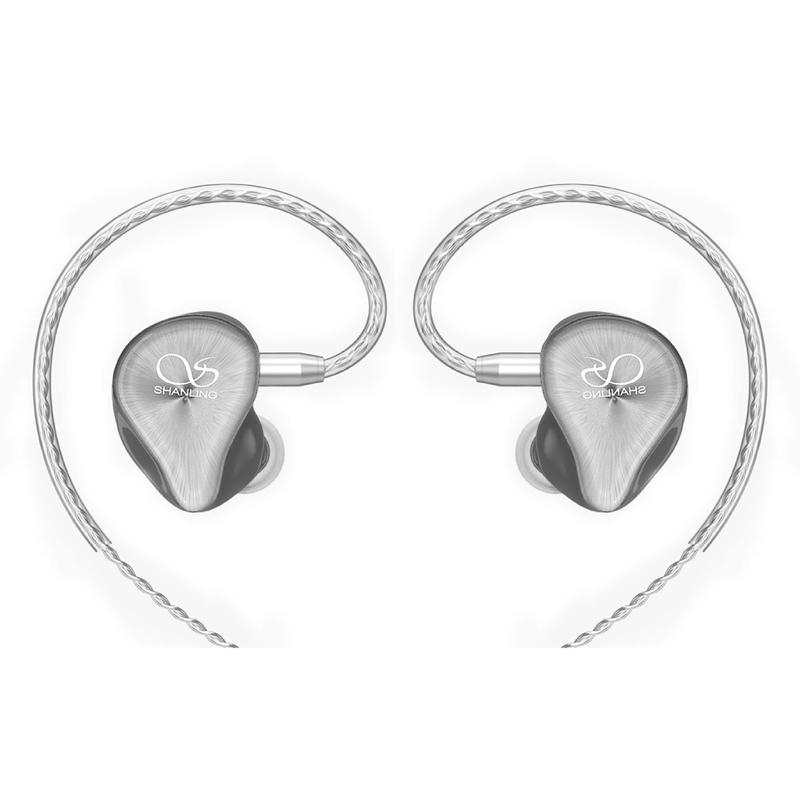 Shanling ME200 Auriculares inear híbridos gris
