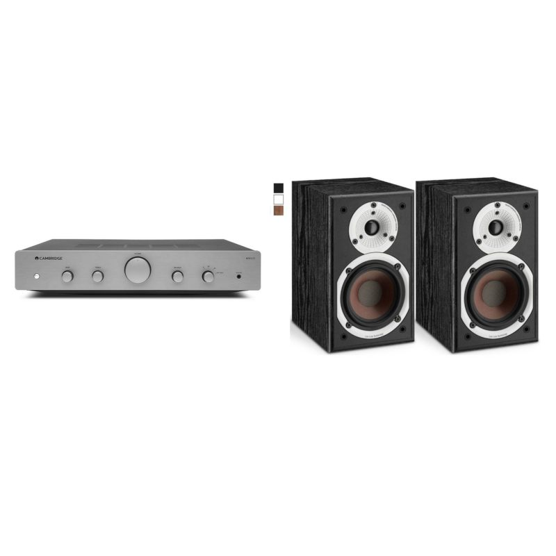 Spektor 1 - Cambridge-AXA25-Amplificador-integrado