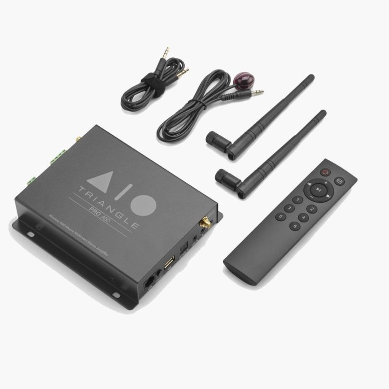 Triangle AIO PRO A50 amplificador integrado