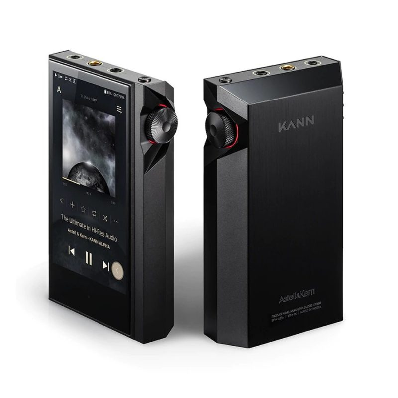Astell & Kern Kann Alpha Reproductor de música HD