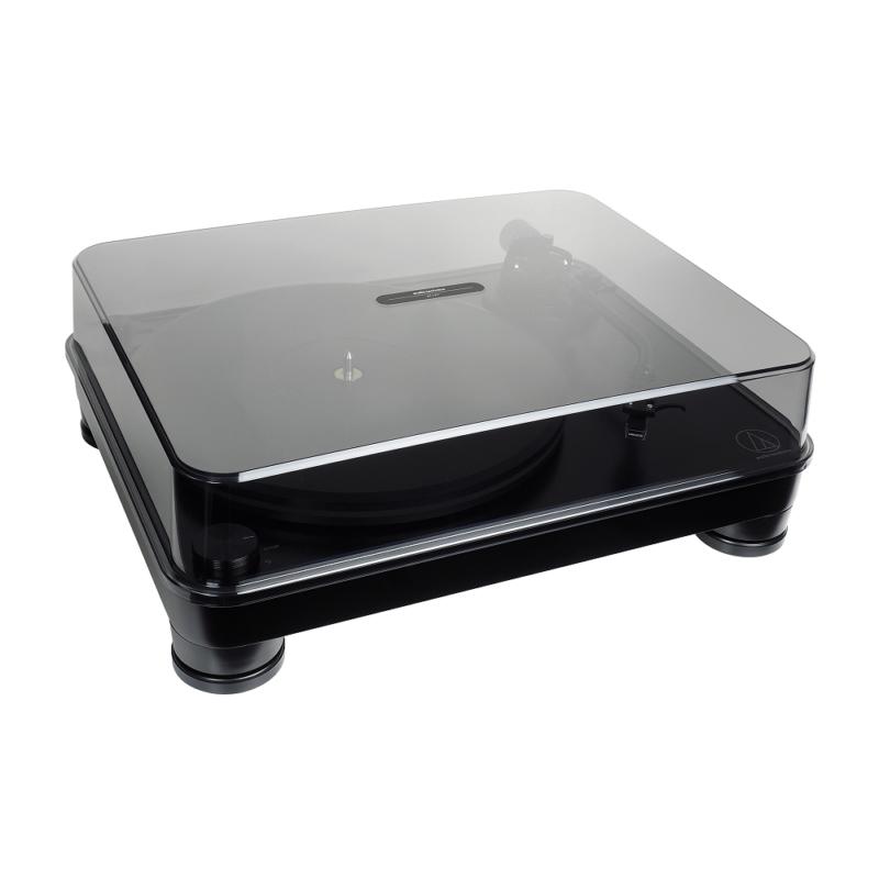 Audio-Technica AT-LP7 Tocadiscos de transmisión por correo totalmente manual