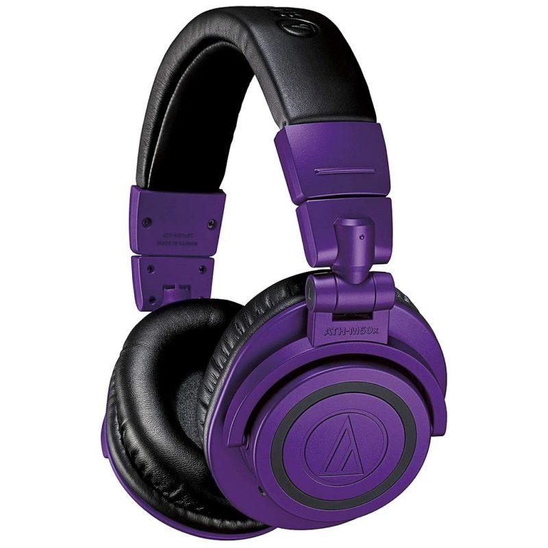 Audio Technica ATH-M50xBTPB Auriculares Bluetooth Edición Limitada