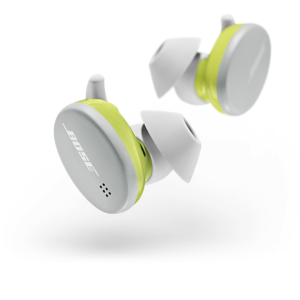 Bose Sport Earbuds Auriculares True Wireless Plata