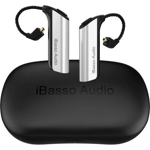 iBasso CF01 Adaptador True Wireless Bluetooth inalámbrico para auriculares inear con conexiones MMCX